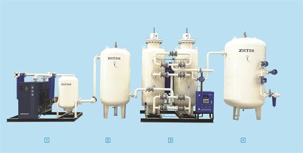 工业制氮工艺概述